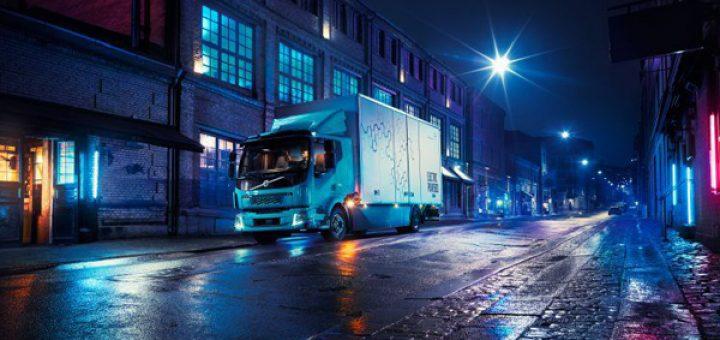 Электрогрузовик Volvo FL Electric