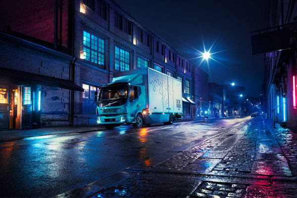 Электрогрузовик Volvo FL Electric – берегись Tesla Sem