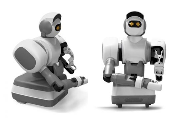 Робот-помощник Aeolus Robotics