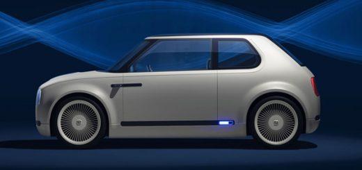 Электрический хэтчбек от Honda Urban EV