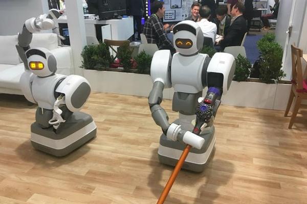 американскй стартап Aeolus Robotics