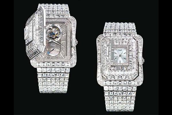 дорогие наручные часы Piaget Emperador Temple