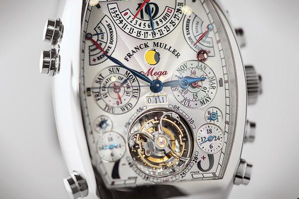 дорогие часы Franck Muller Aeternitas Mega 4