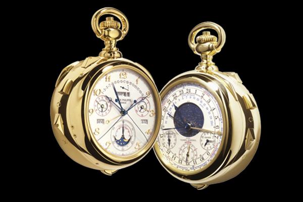 дорогие часы Patek Philippe - Caliber 89