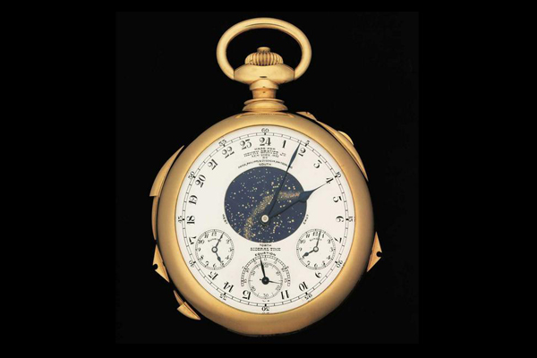 дорогие часы Patek Philippe Supercomplication