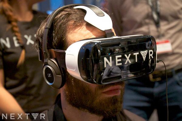 очки виртуальной реальности NextVR