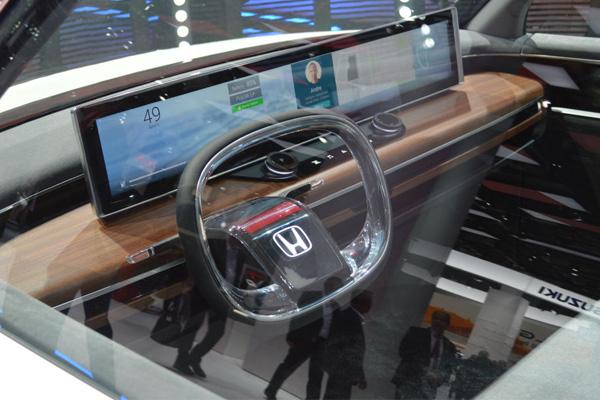 характеристики хэтчбека Honda Urban EV