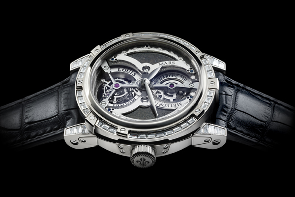 часы Tourbillon Rosetta Mars