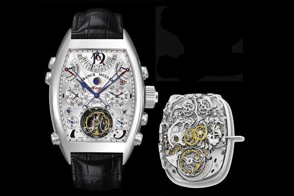 Franck Muller Aeternitas Mega 4 часы