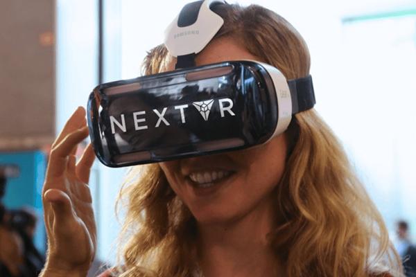 NextVR спорт-трансляции в виртуальной реальности