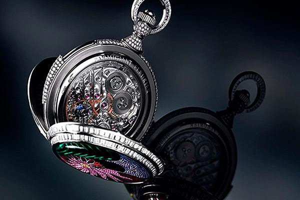 Parmigiani Fleurier Fibonacci Pocket Watch