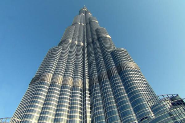 Бурдж-Халифа - самый высокий небоскреб в мире