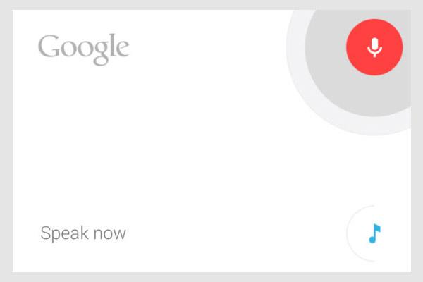 голосовой помощник Google Now