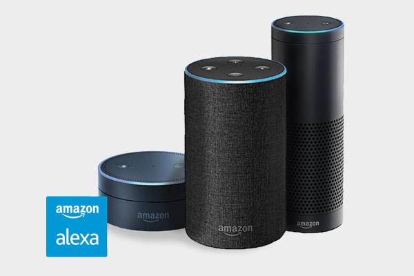 популярный голосовой помощник Amazon Alexa