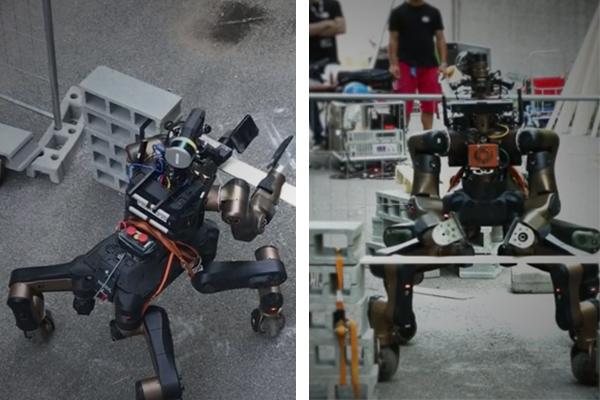 робот спасатель