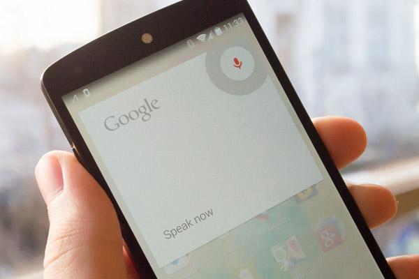 Google Now - голосовой помощник