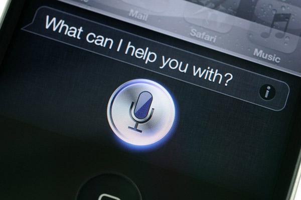 Siri голосовой помощник от Apple