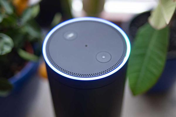 Голосовой помощник Alexa