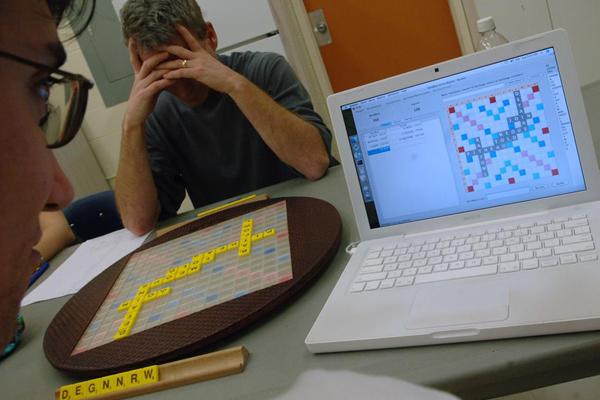 Дэвид Бойс проиграл искусственному интеллекту в Скрэббл