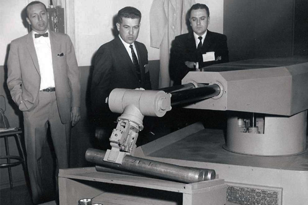 Промышленный робот манипулятор Джорджа Девола