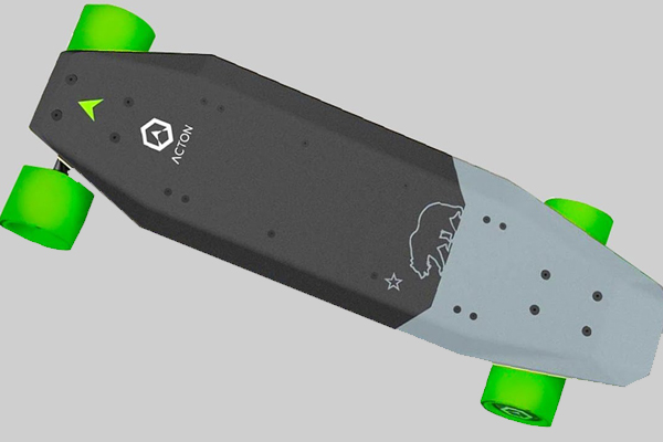 Скейтборд Xiaomi Acton Smart Electric