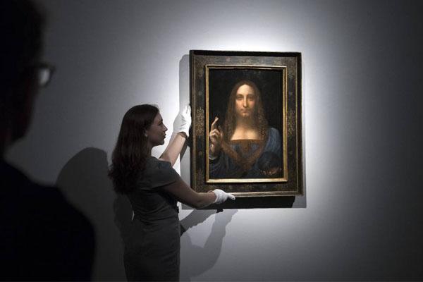Спаситель Мира - самая дорогая картина в мире
