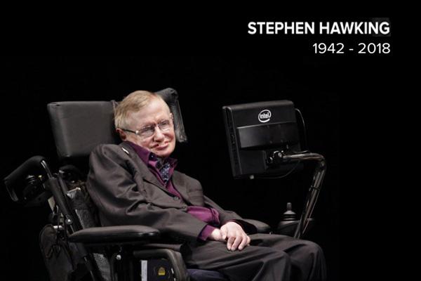 Стивен Хокинг человек который изменил мир
