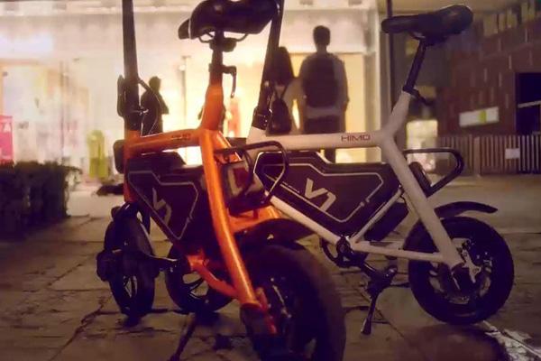 Электрический велосипед Xiaomi