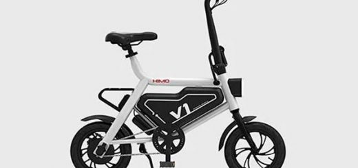 велосипед Xiaomi Himo