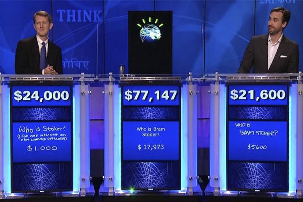 искусственный интеллект IBM Watson выиграл в телевикторине