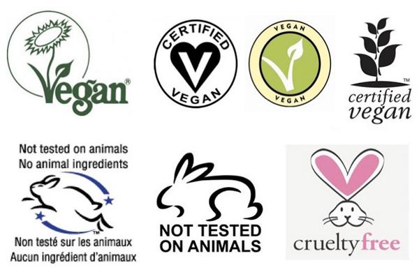 логотипы обозначающие отсутствие тестов на животных при производстве