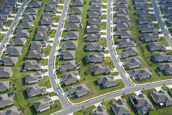Субурбия: пригород американской мечты в условиях реальности