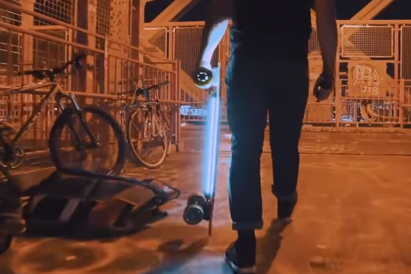 Xiaomi Acton Smart Electric Skateboard