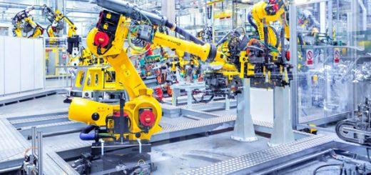 Промышленный робот-манипулятор
