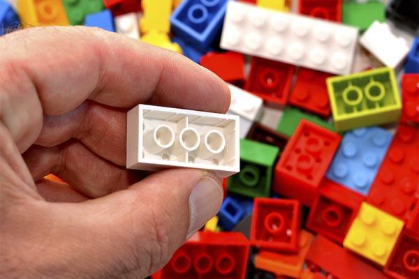 история детского конструктора лего