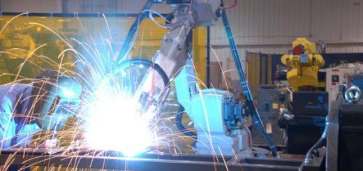 мировая плотность промышленных роботов
