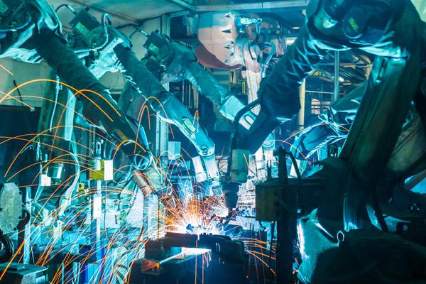 робот манипулятор в промышленности