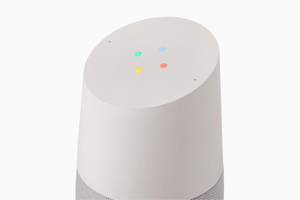 светодиодные индикаторы Google Home