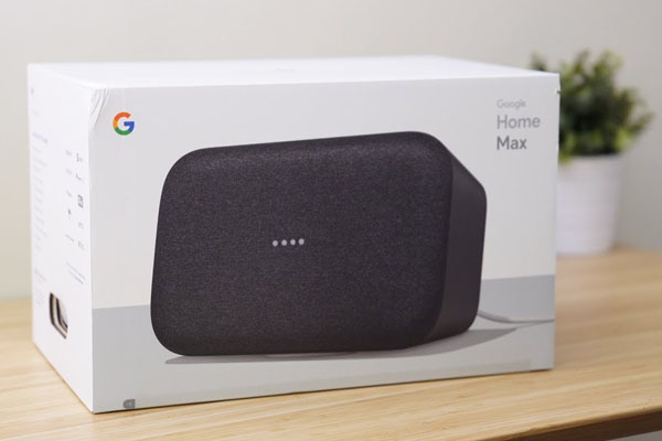 умная колонка Google Home Max