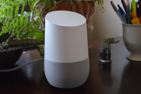 умный дом с Google Home