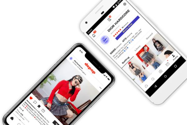 Онлайн маркетплейс Depop: интерфейс Instagram, возможности eBay