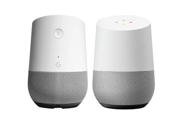 Google Home внешний вид и управление