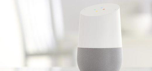 Google Home умная колонка
