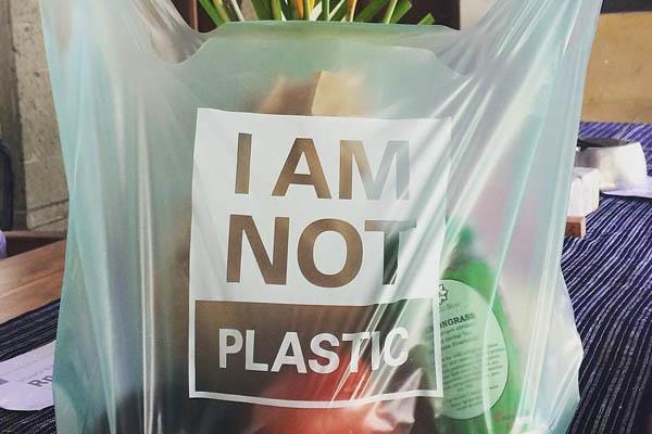 Биоразлагаемые пластиковые пакеты