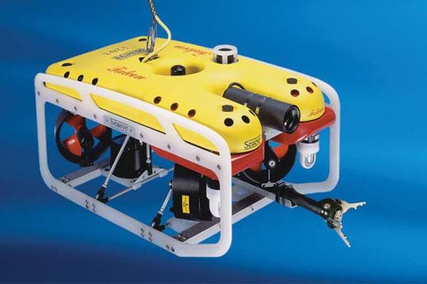 подводная экстремальная робототехника