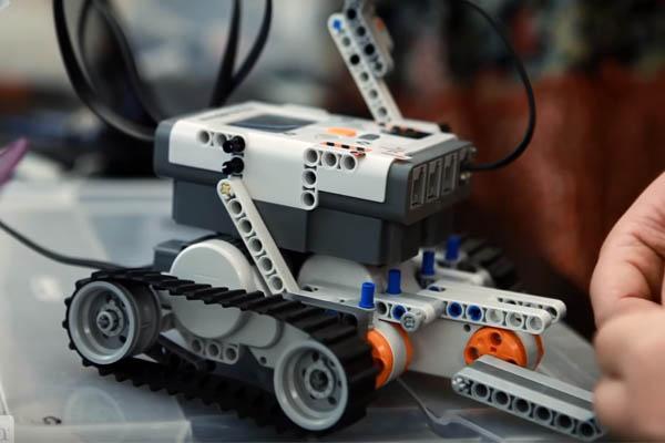 робототехника для детей - умный конструктор