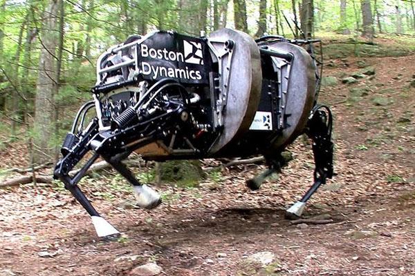 современная экстремальная робототехника