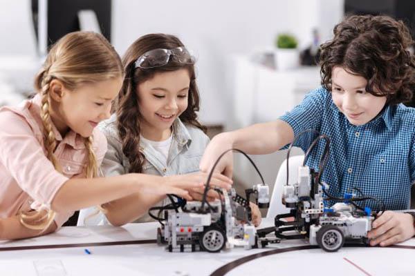 Робототехника для детей — увлекательное экспериментаторство
