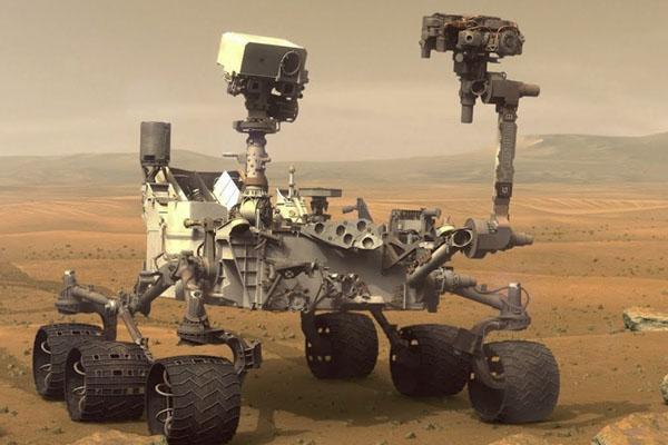 экстремальная робототехника в космосе
