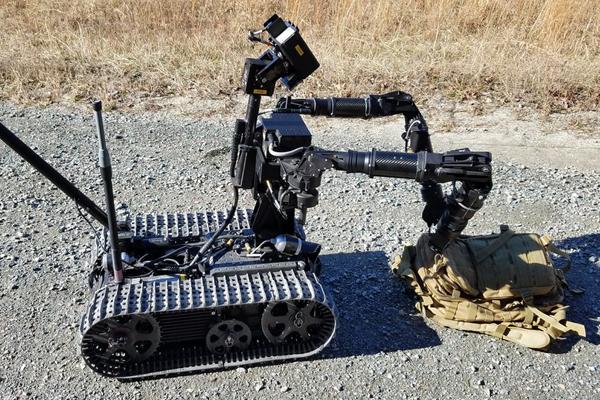 экстремальная робототехника